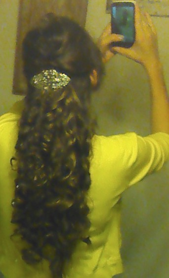 Two Day Curls! (4/4)