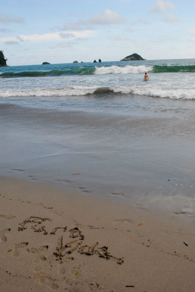 On Assignment from Costa Rica (5/6)