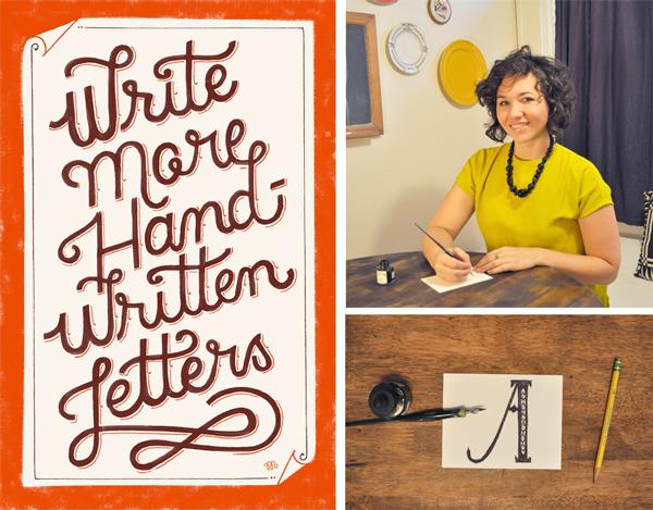 Handwritten-Letters