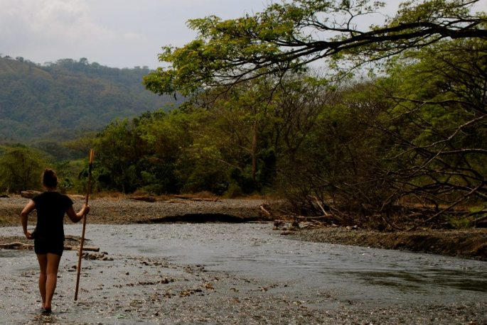 Explore the jungle with Sherry in Costa Rica #travel #costarica #jungle #tips #river