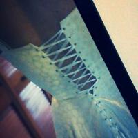DIY: No Sew Corset