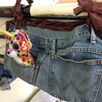 Q-Kids: Blue Jean Bunk Bags