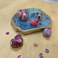 Q-Kids: Mermaid Money DIY