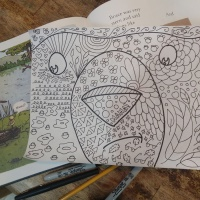 Want A Coloring Page For Your Kids Book?